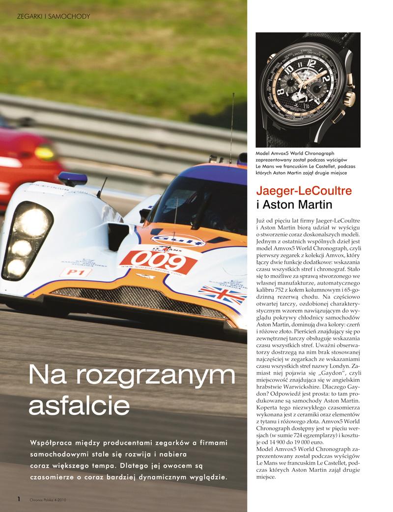 CH4_2010 Zegarki i samochod